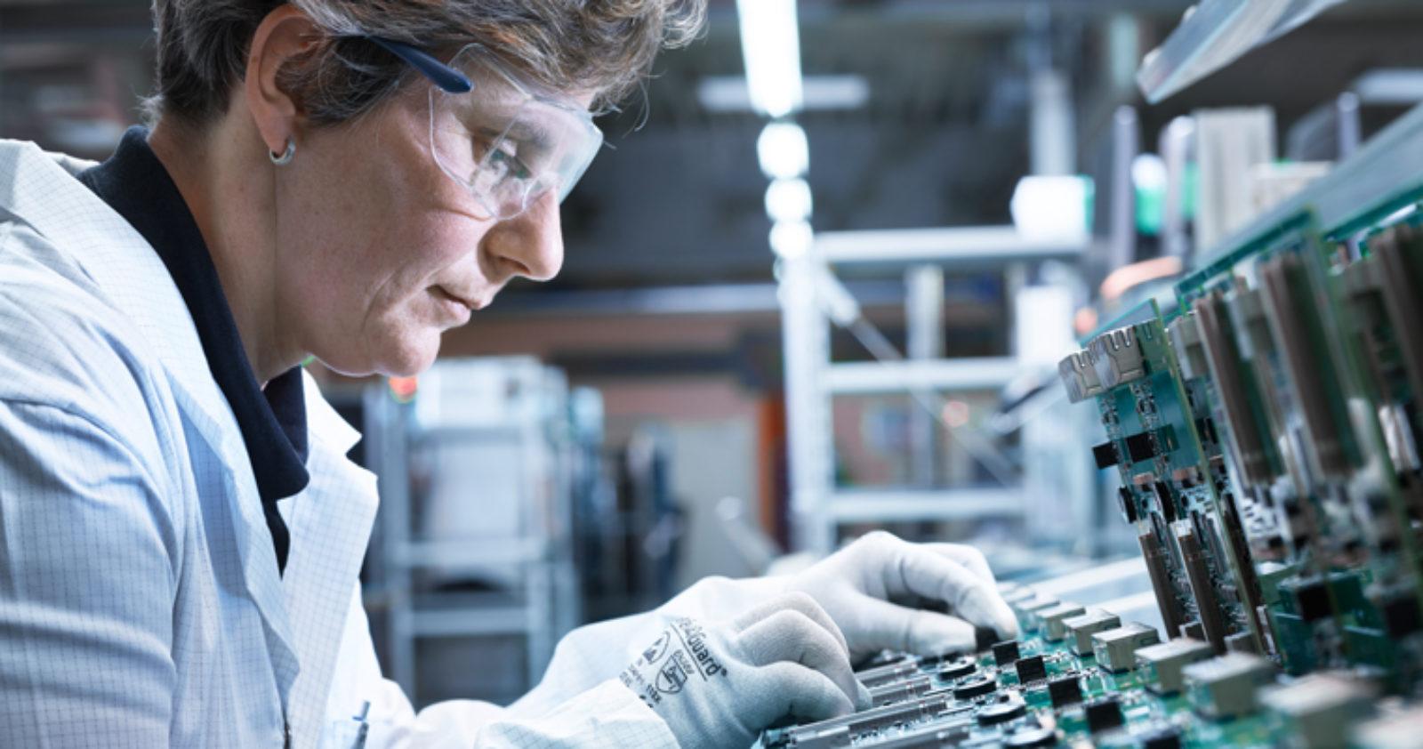 Der EMS-Dienstleisters technosert bietet schnell und zuverlässig die Modifikation von elektronischen Baugruppen