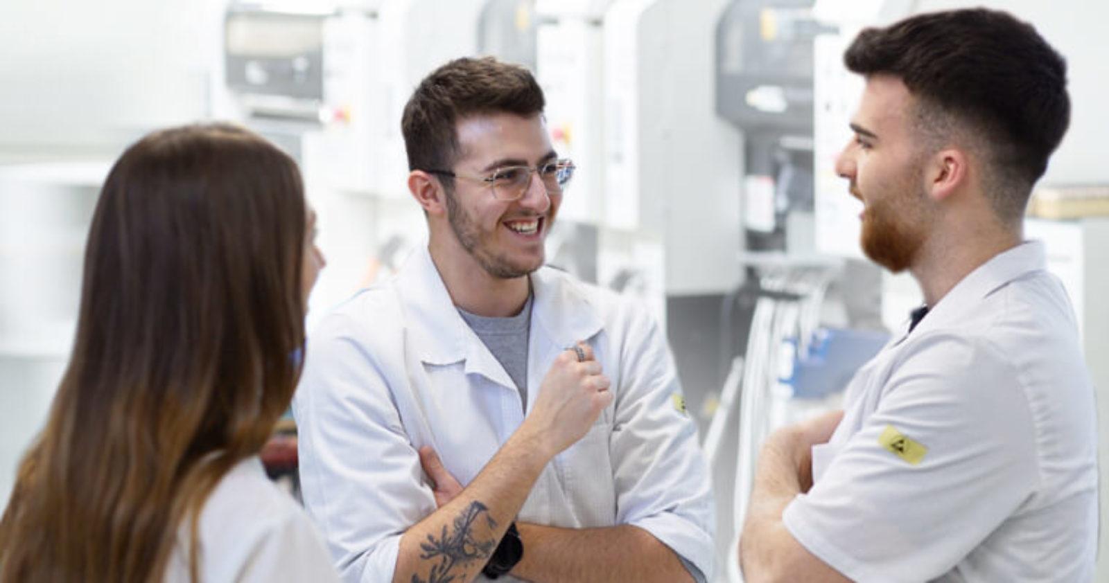 EMS-Dienstleister Technosert ist als Arbeitgeber a good place to work