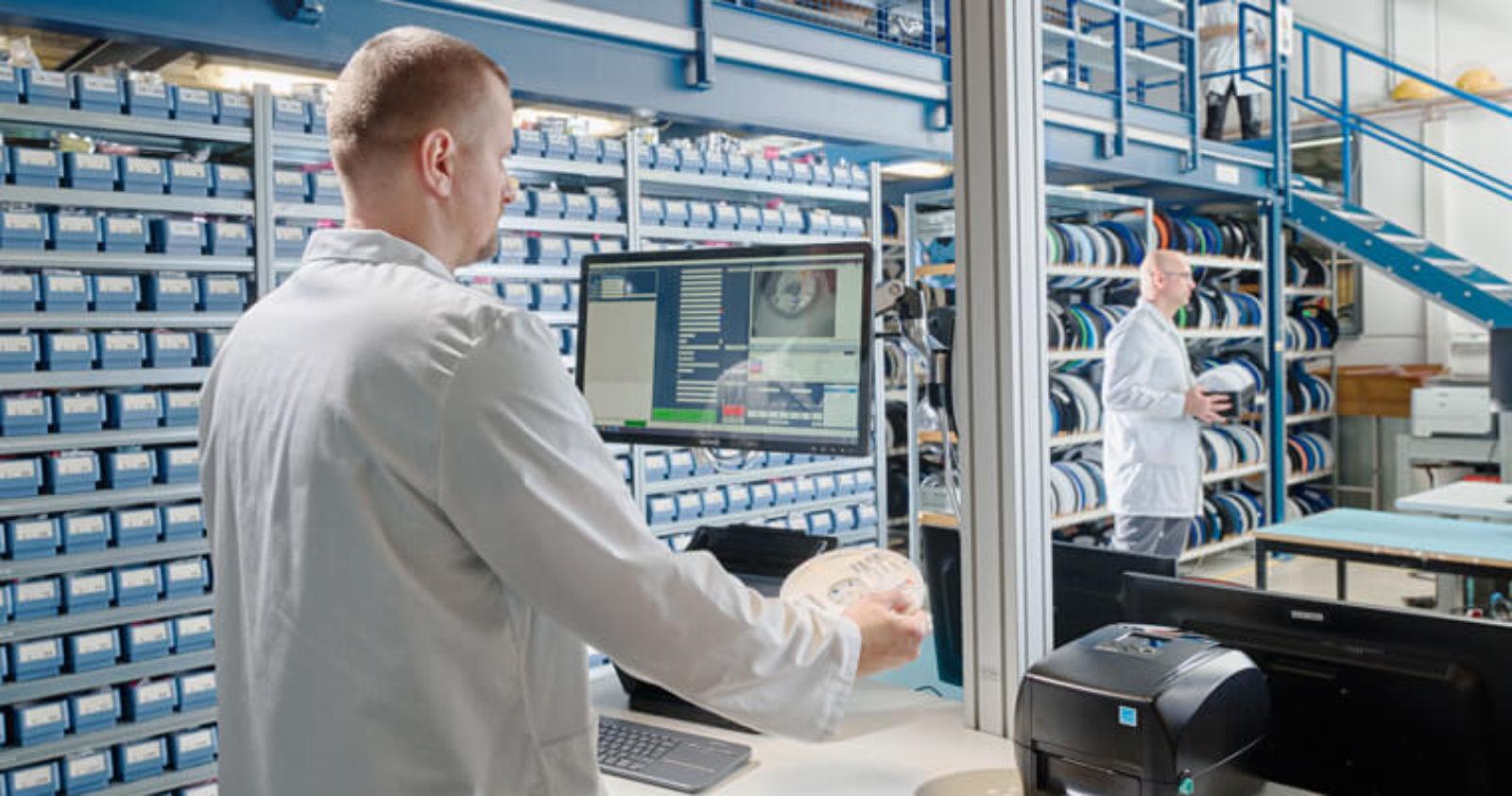 Technosert bietet EMS-Serienfertigung mit Lifecycle-Service
